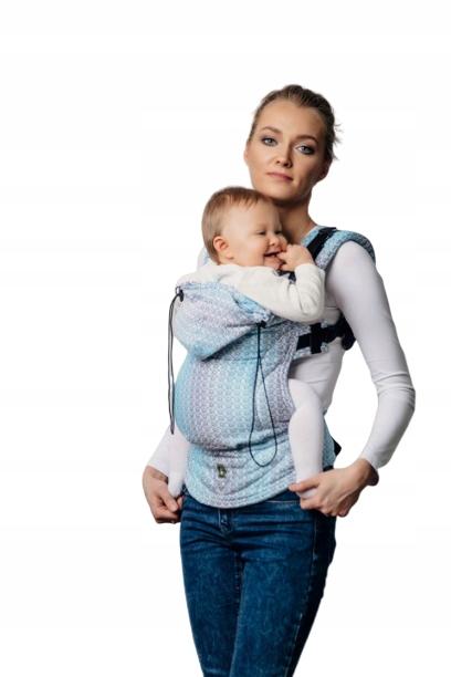 LennyLamb ergonomický nosič - veľkosť Baby VÁNOK
