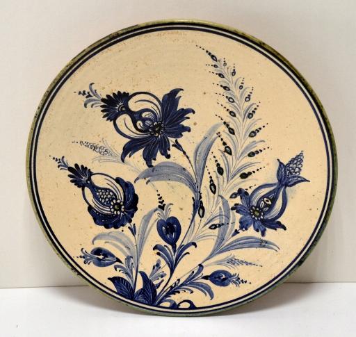 Talerz Dekoracja Włoski Ceramiczny Do Zawieszenia