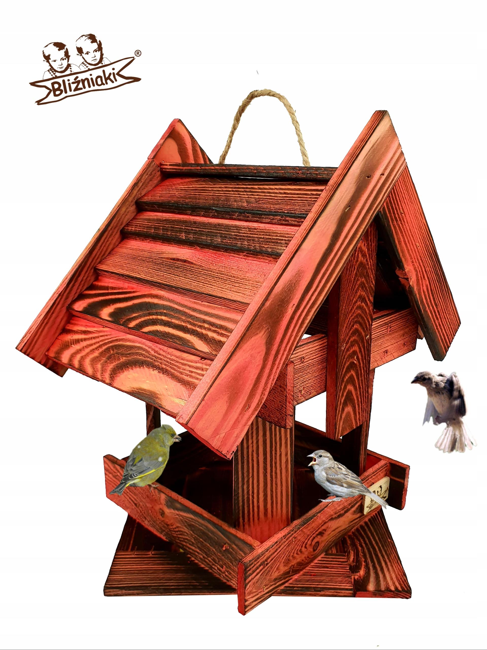 Veľké Vtáčie Krmítko, Chs-Dom pre Vtáky`
