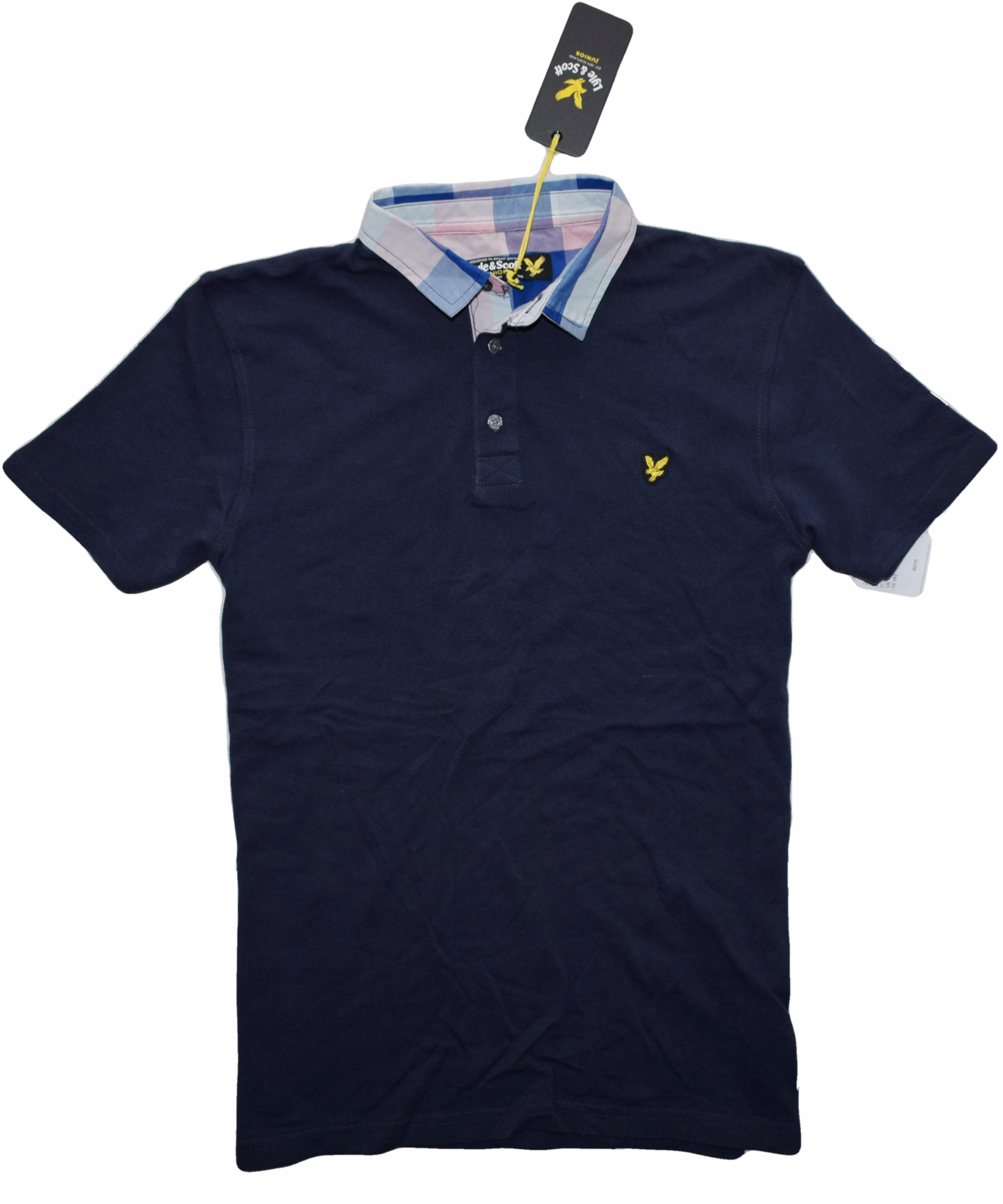 Lyle Scott S NOVOU t-shirt Polo VINTAGE