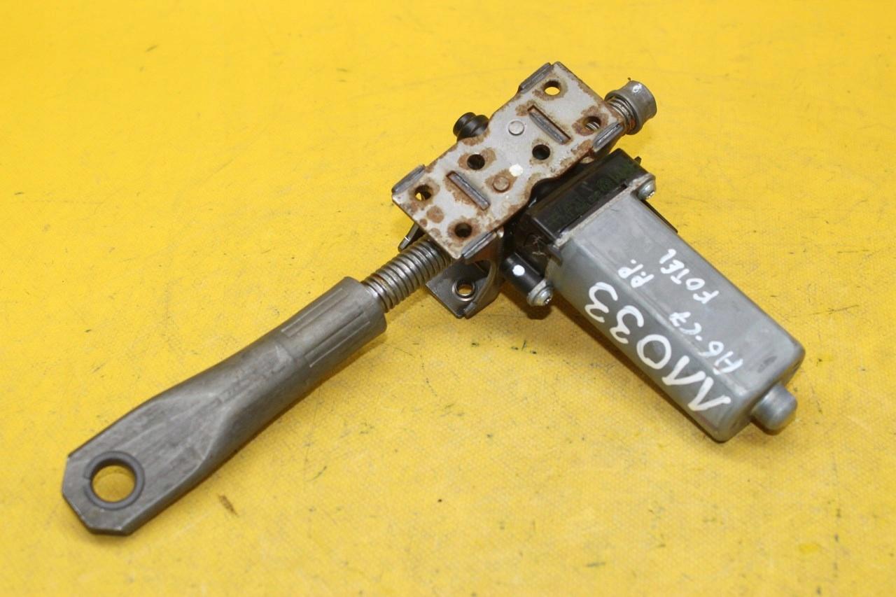 двигатель кресла правый вперед a6 c7 20 tfsi