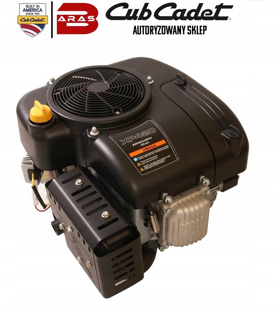 Motor ZONGSHEN XP 420 11,5 HP / Mláďa Kadet - Baras