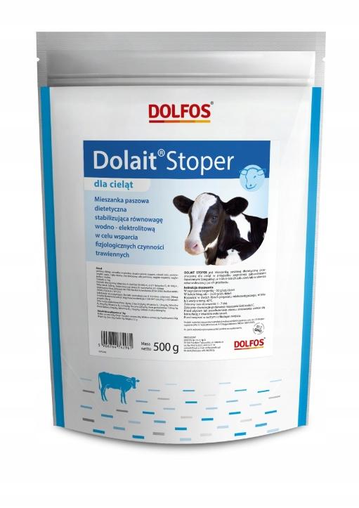 Dolait Stopoper диарея у телят 500г