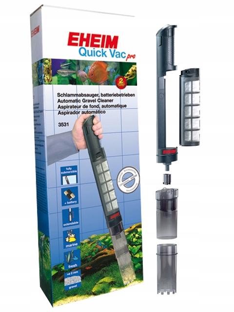 EHEIM Quick VAcPro сгуститель на батареи
