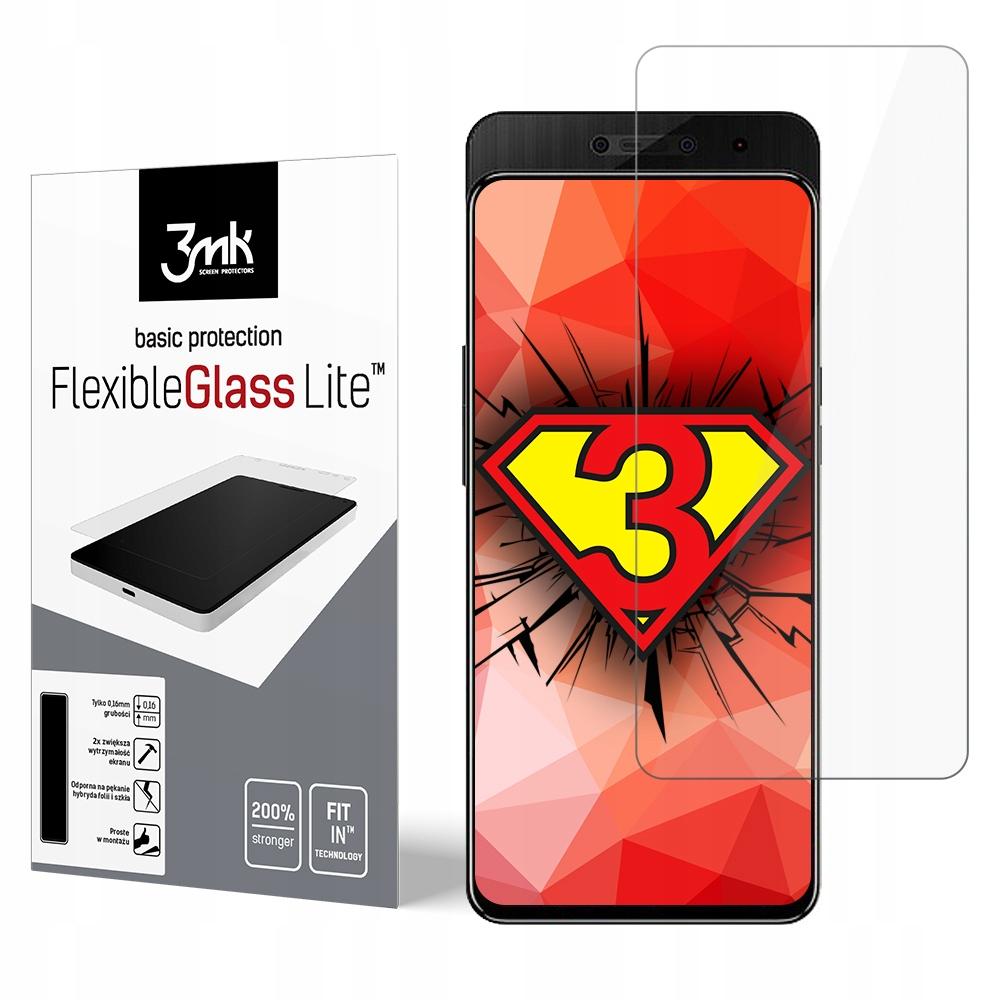 Lenovo Z5 Pro - Niepękające szkło hybrydowe 3mk