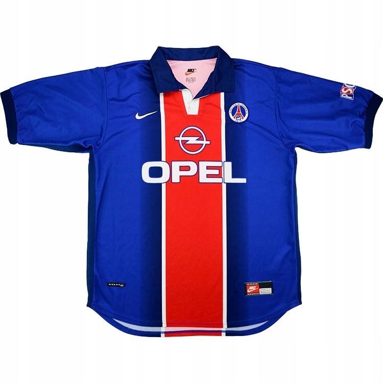 T-shirt SPOLOČNOSTI Home Sezóny 1998/1999 RETRO roka. XXL