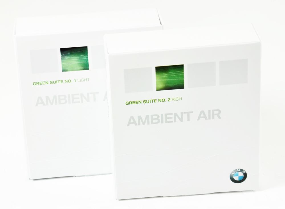 Изображение АРОМАТИЗАТОР ДЛЯ АВТО AMBIENT AIR BMW 7 G11 G12 6 G32 GT КОМПЛ. 2ШТ.