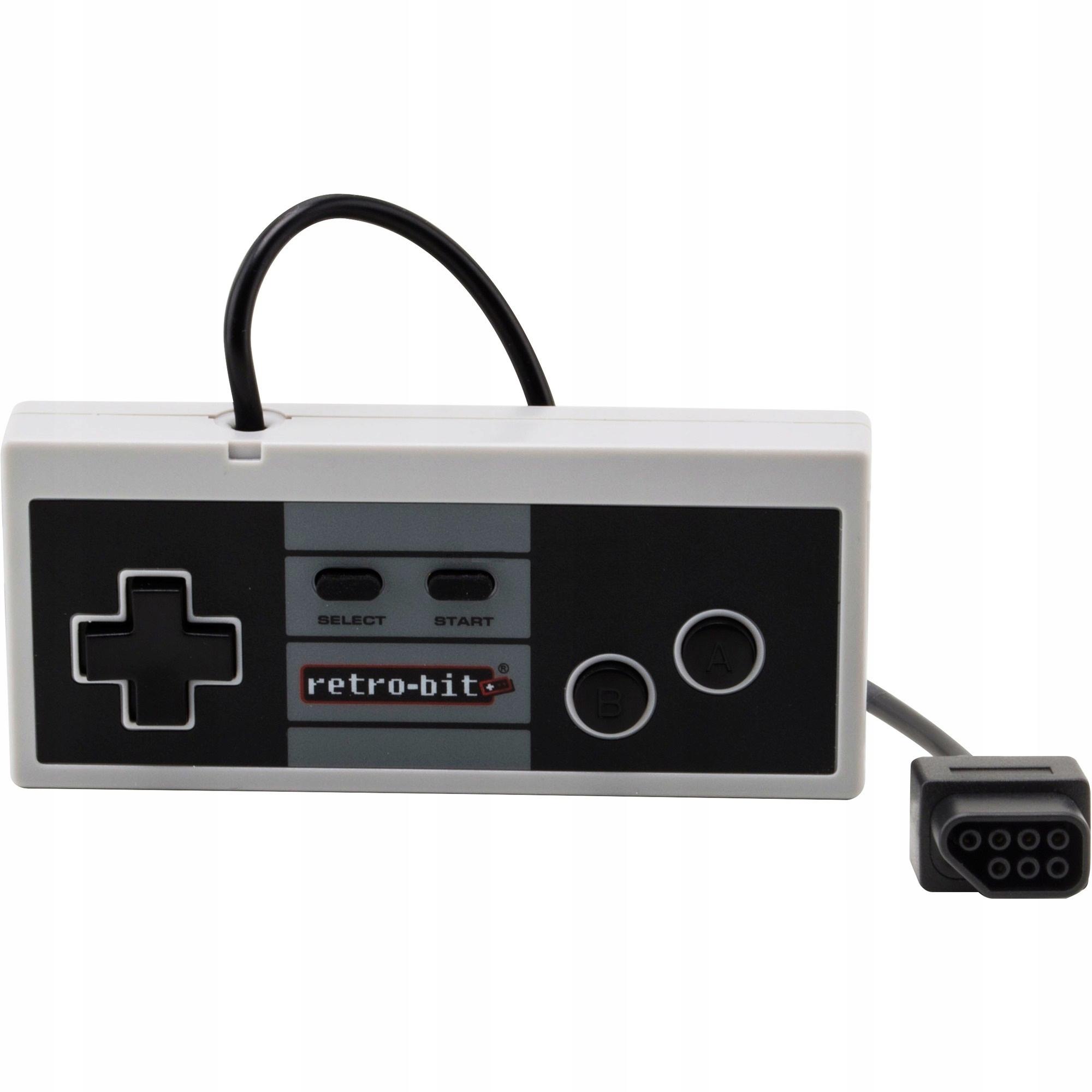 Retro bit NES Classic Controller Gamepad FV23 24 HODÍN