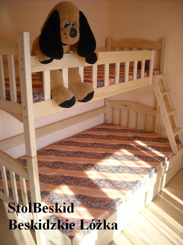 bed BED BED 3 OSOBNÉ KRAKOWIAK