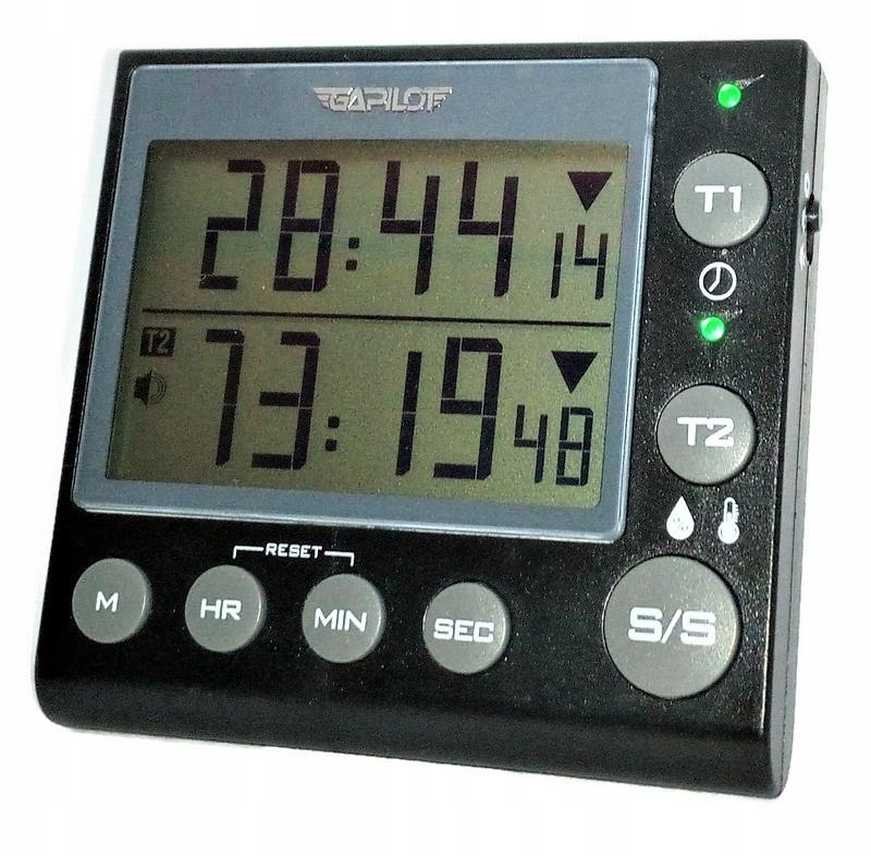 Air Chronometer Gapilot GA-FT200 Stopky Diaľkové ovládanie