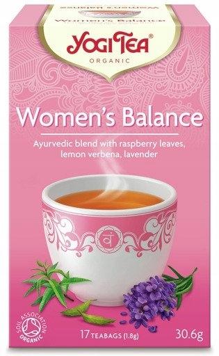 Herbata dla kobiety Harmonia Bio 17x1,8 Yogi Tea