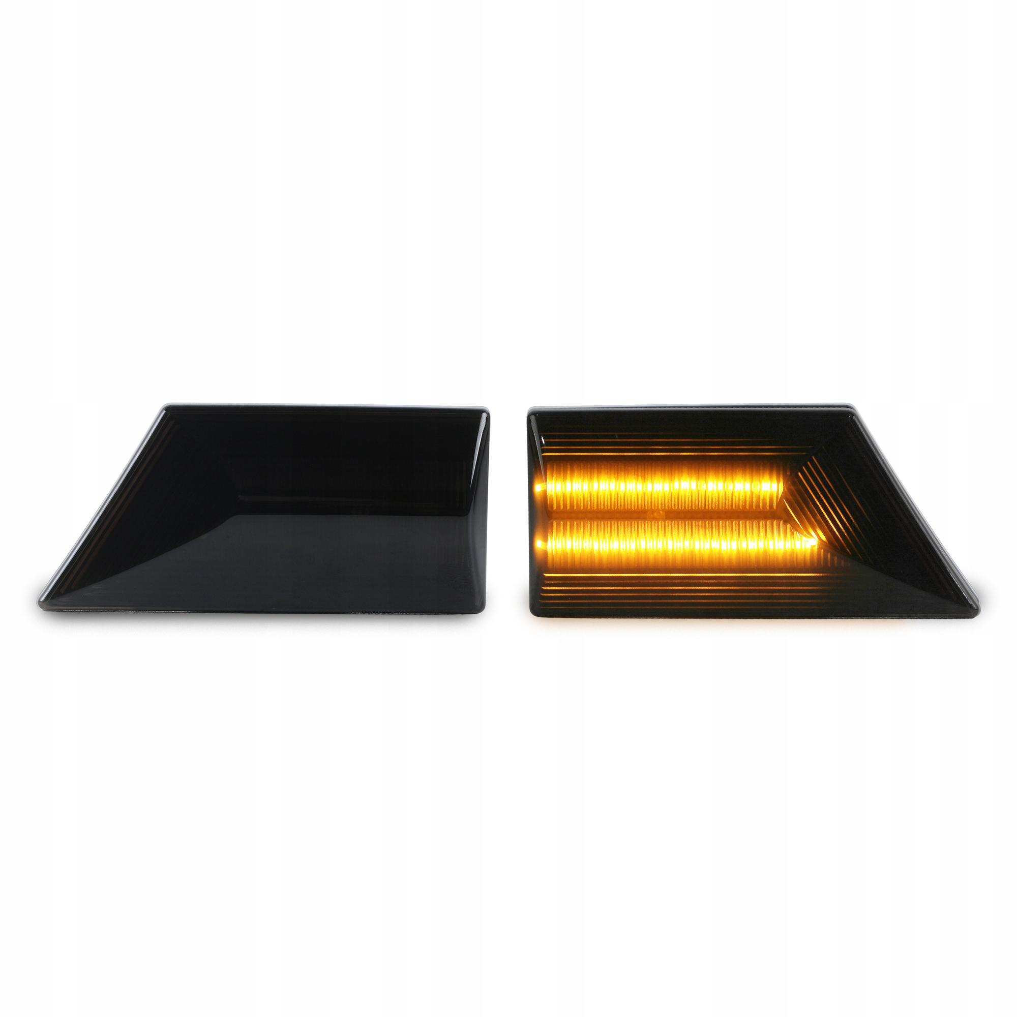 поворотники боковые led opel vetra c signum