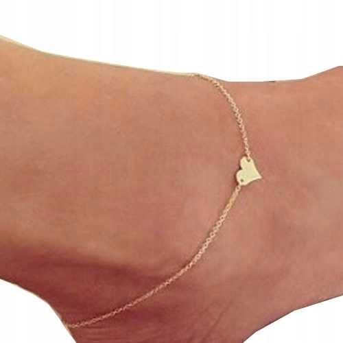 Item Bracelet on the leg, leg, HEART, d16