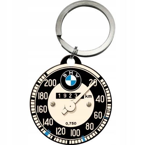 Brelok do kluczy BMW Tacho metal Nostalgic 48016