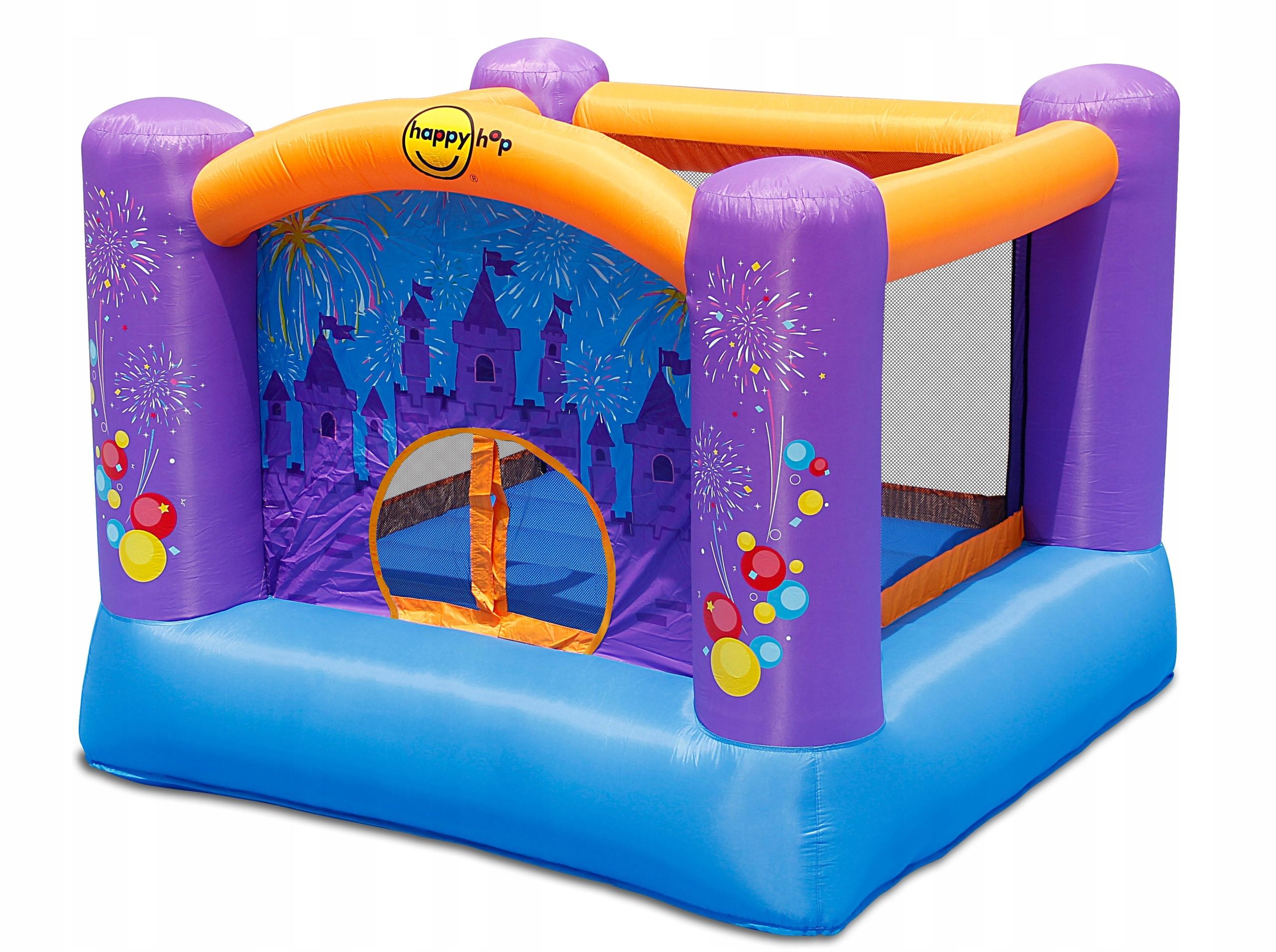 Купить PARTY bouncy castle HappyHop воздуходувка для батутов на Otpravka - цены и фото - доставка из Польши и стран Европы в Украину.