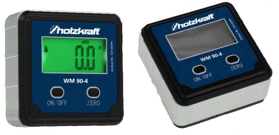 Digitálne indikátor uhlov Protracometer naklápací meter