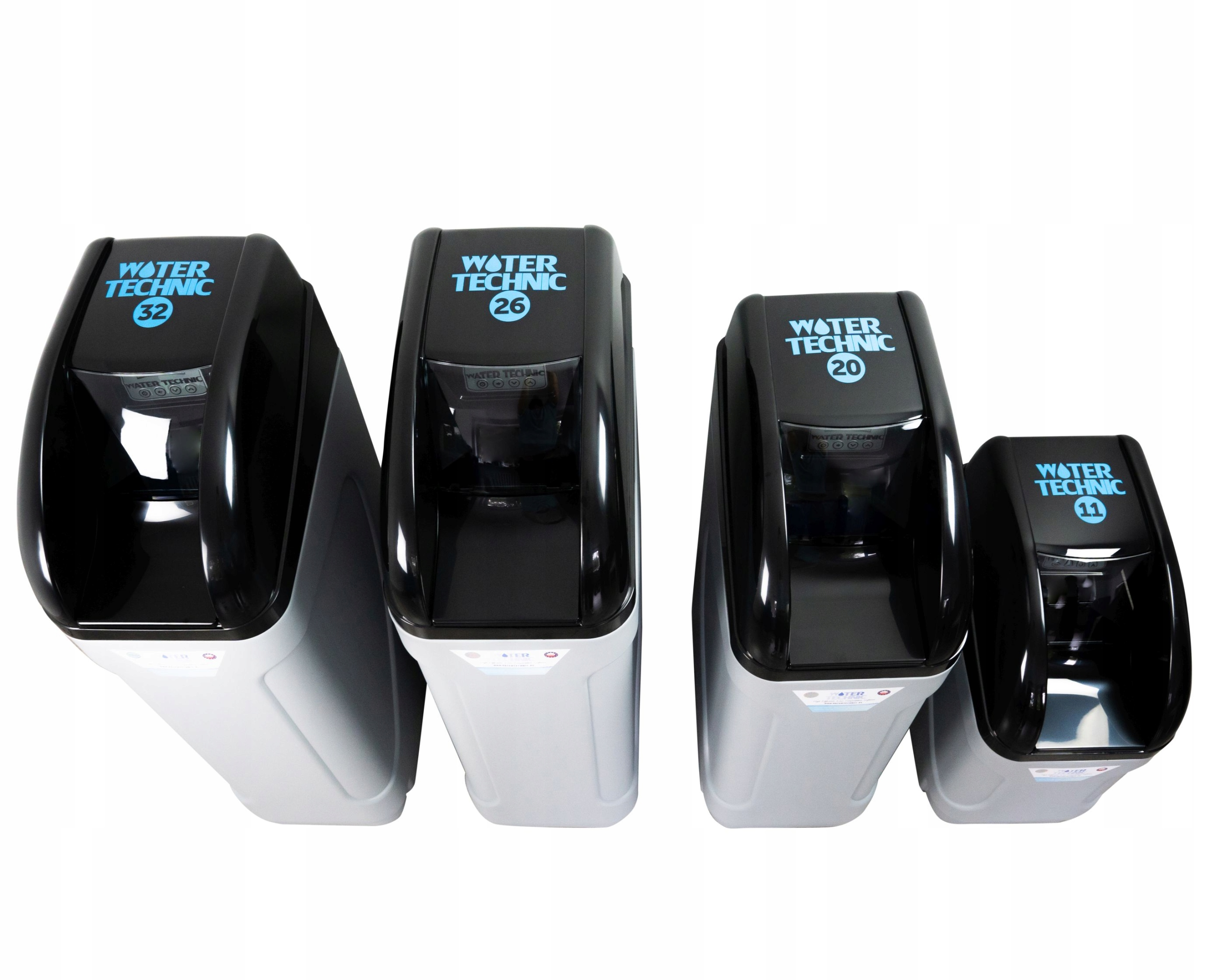 ZMIĘKCZACZ WODY WATER TECHNIC 11 SMART PACK UPFLOW Pojemność 11 l
