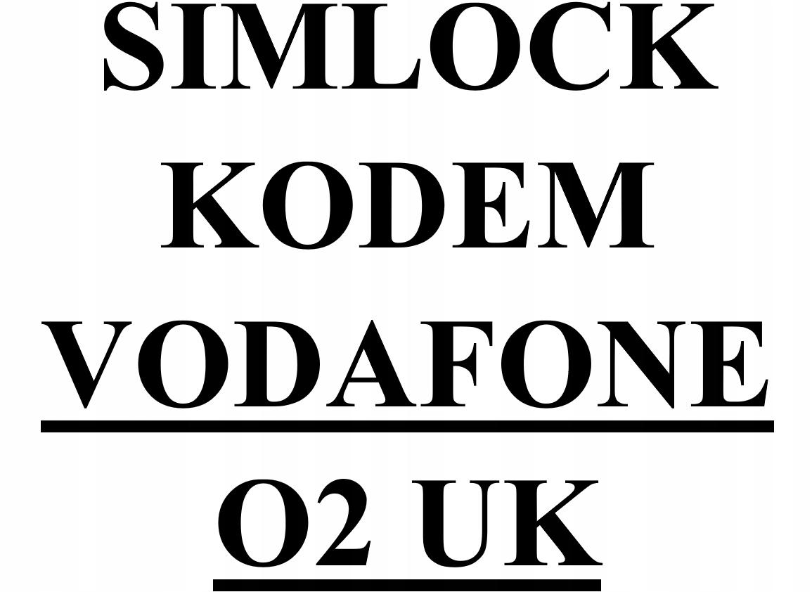 Item UNLOCK HUAWEI,SAMSUNG,SONY,NOKIA, O2, VODAFONE UK