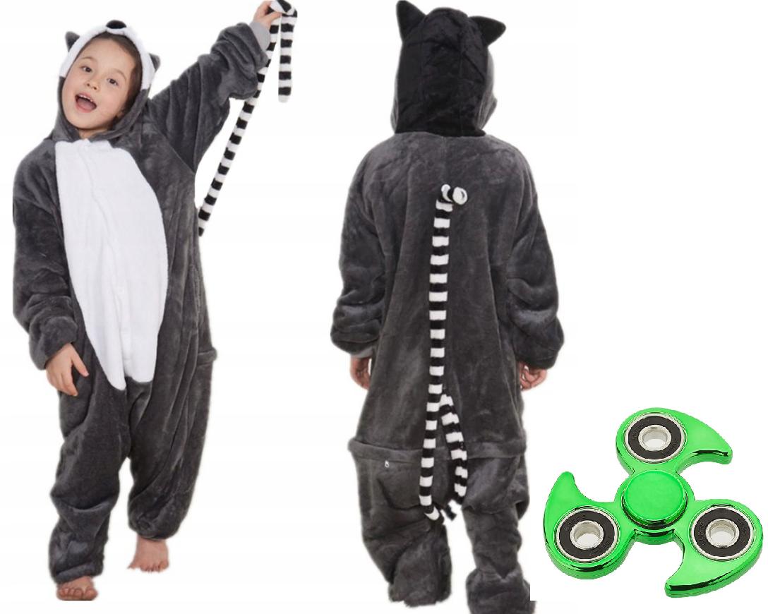 piżama Jednorożec Kigurumi Kombinezon 146-158
