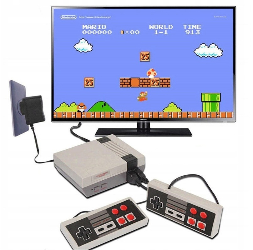 Item CONSOLE TV RETRO PEGASUS GAME PADS 620 MARIO GAMES