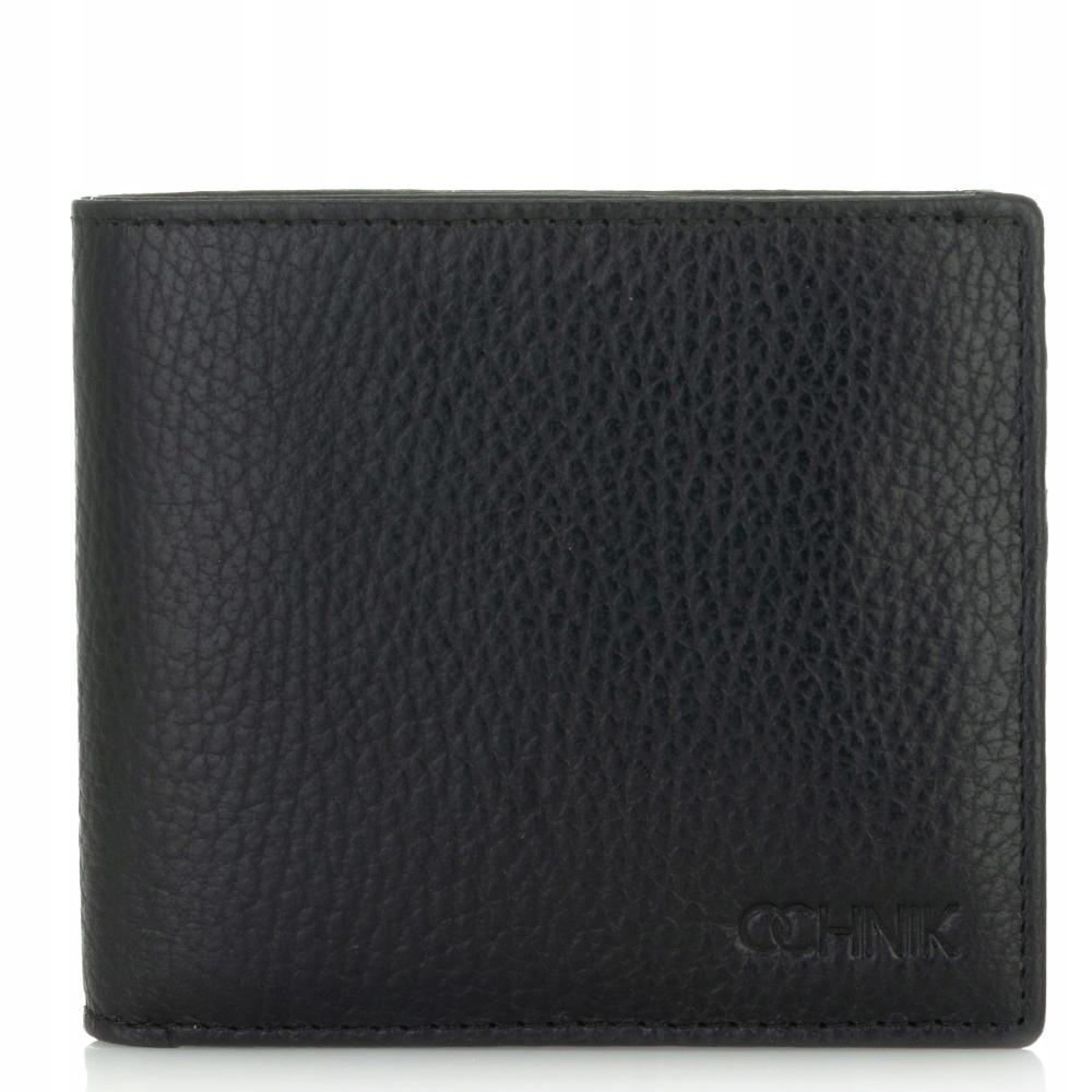 Ochnik Skórzany portfel męski PORMS-0259-99(W20)