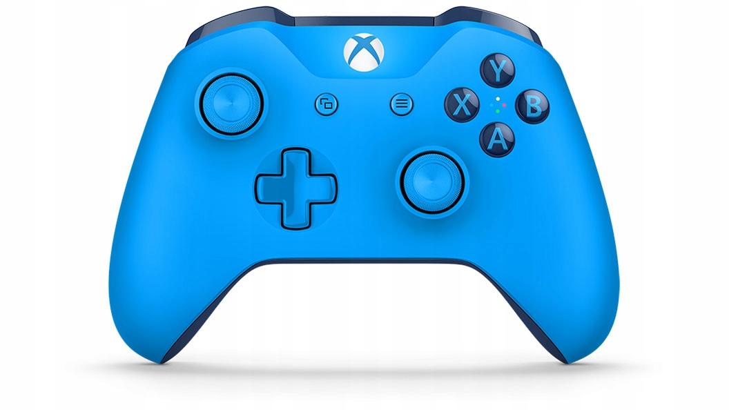 Item PAD XBOX ONE S X PC BLUE MODEL 1708 FITS