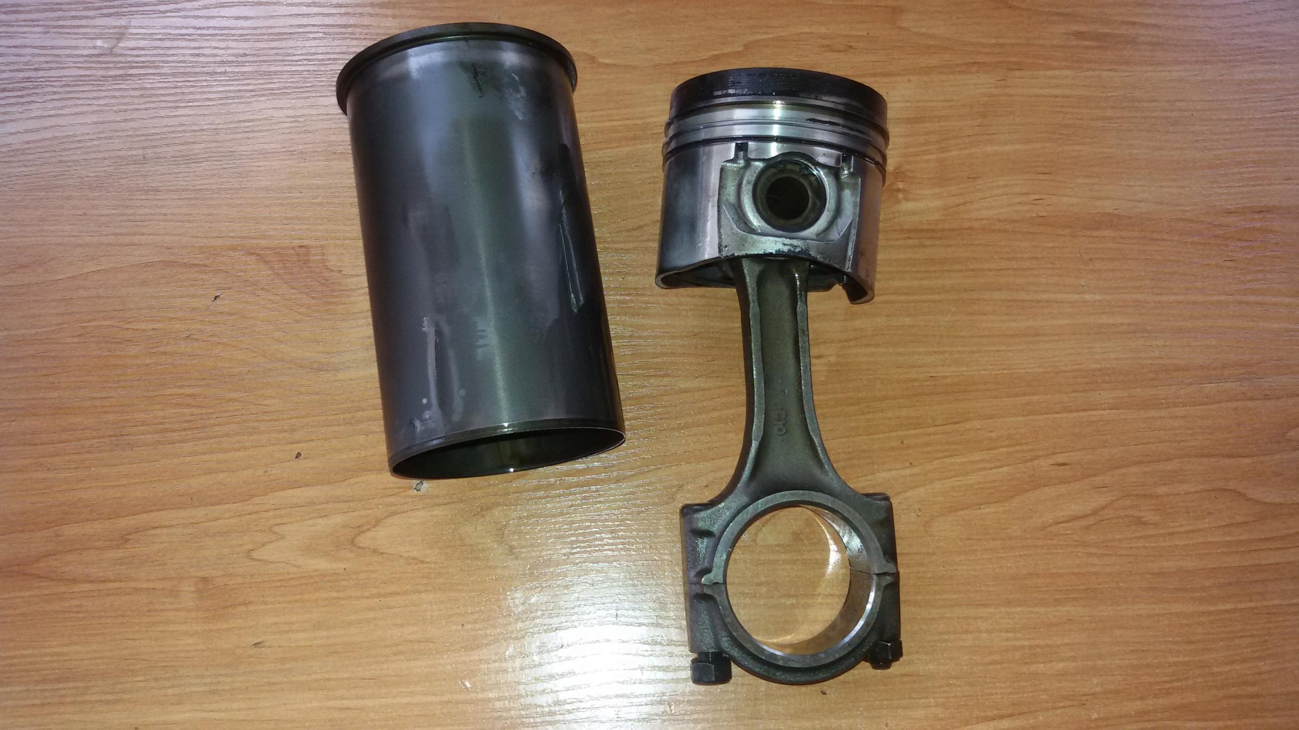 поршень шатун втулка двигателя kia k2700 pregio 27