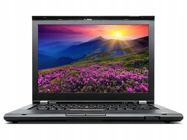 Laptop Lenovo T430 i5/8GB/240SSD klasa A Win7/10