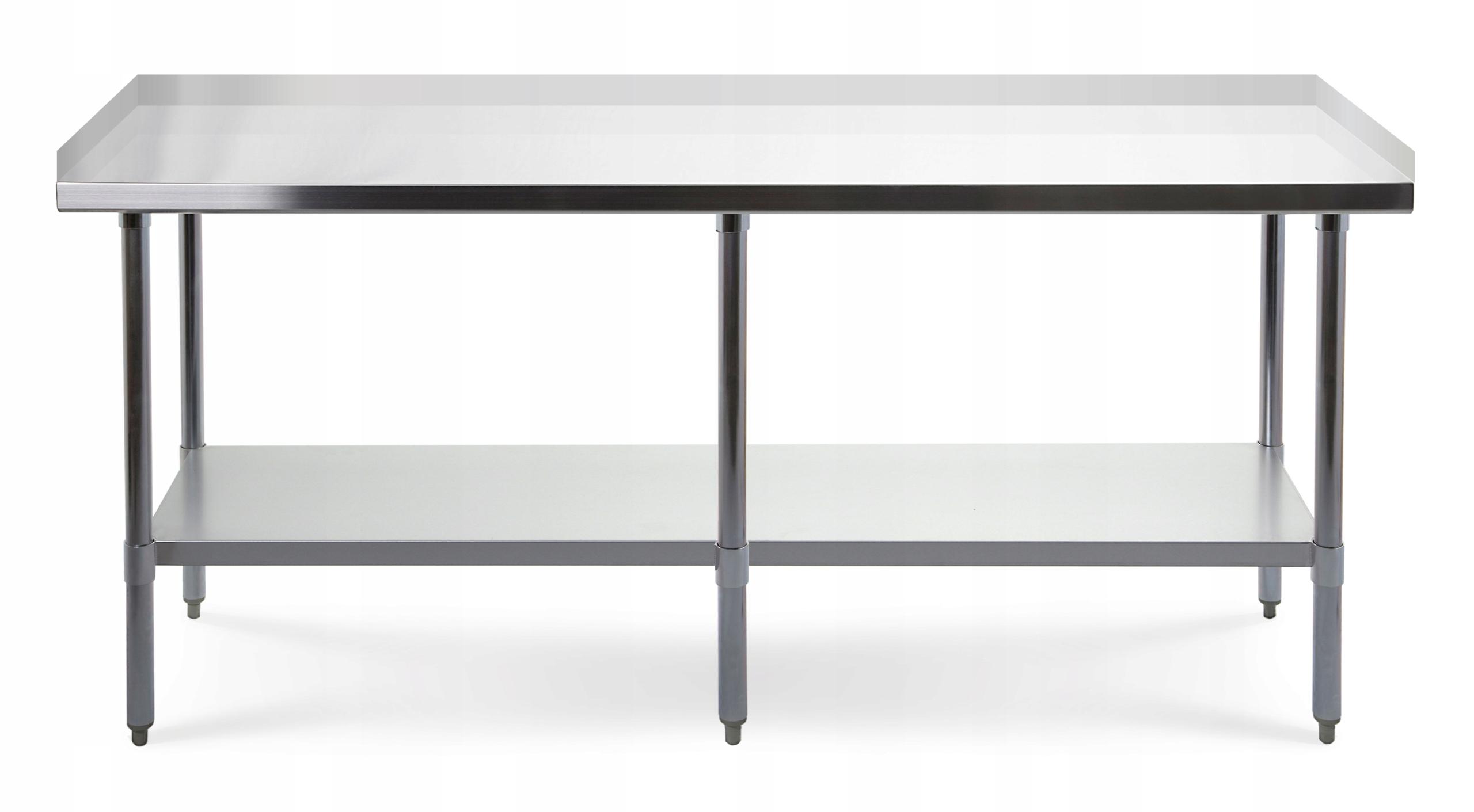 Pracovný stôl. Tabuľka TOP. Oceľ. Oceľ.