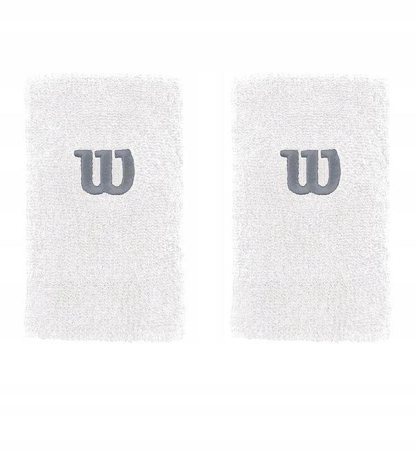 Купить WILSON EXTRA WIDE WRIST BAND WHITE на Otpravka - цены и фото - доставка из Польши и стран Европы в Украину.