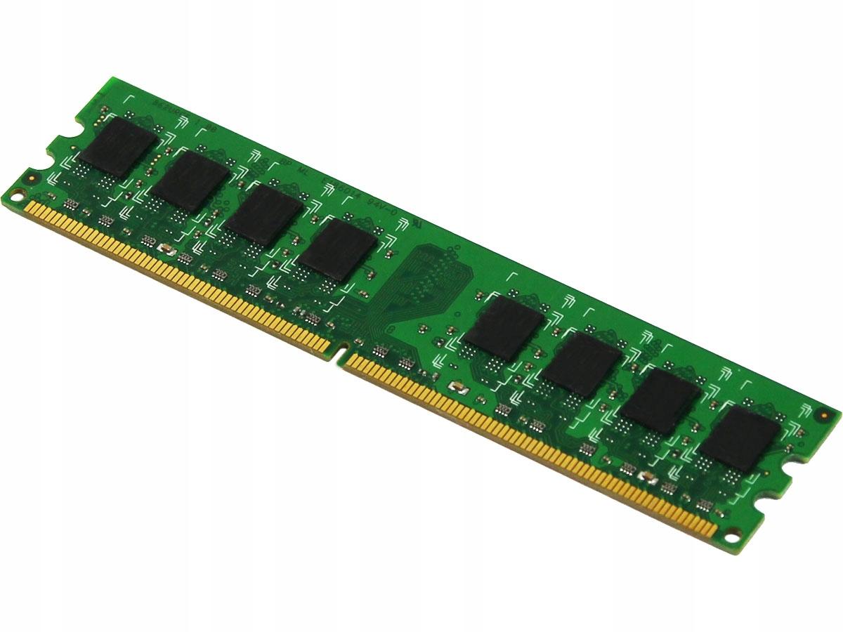 память RAM 2GB DDR2 DIMM ??? PC-6400U 800MHz