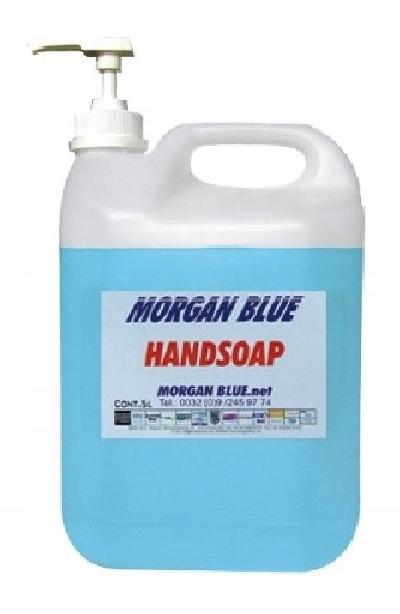 Morgan Blue мыло Hand Soap 5000ml