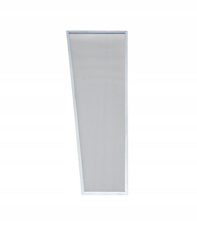 Bočná stena Panelová predsieň 130 cm NAD DVERAMI