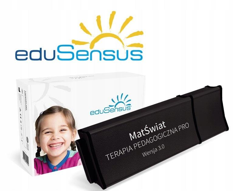 Купить edusensus MatŚwiat ТЕРАПИЯ ПЕДАГОГИЧЕСКАЯ PRO 3.0 на Otpravka - цены и фото - доставка из Польши и стран Европы в Украину.