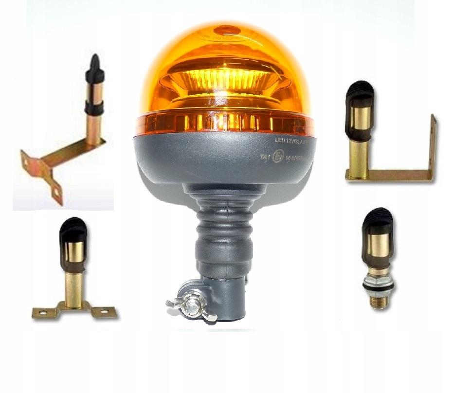 лампа предупреждения led петух гибкий z ручкой