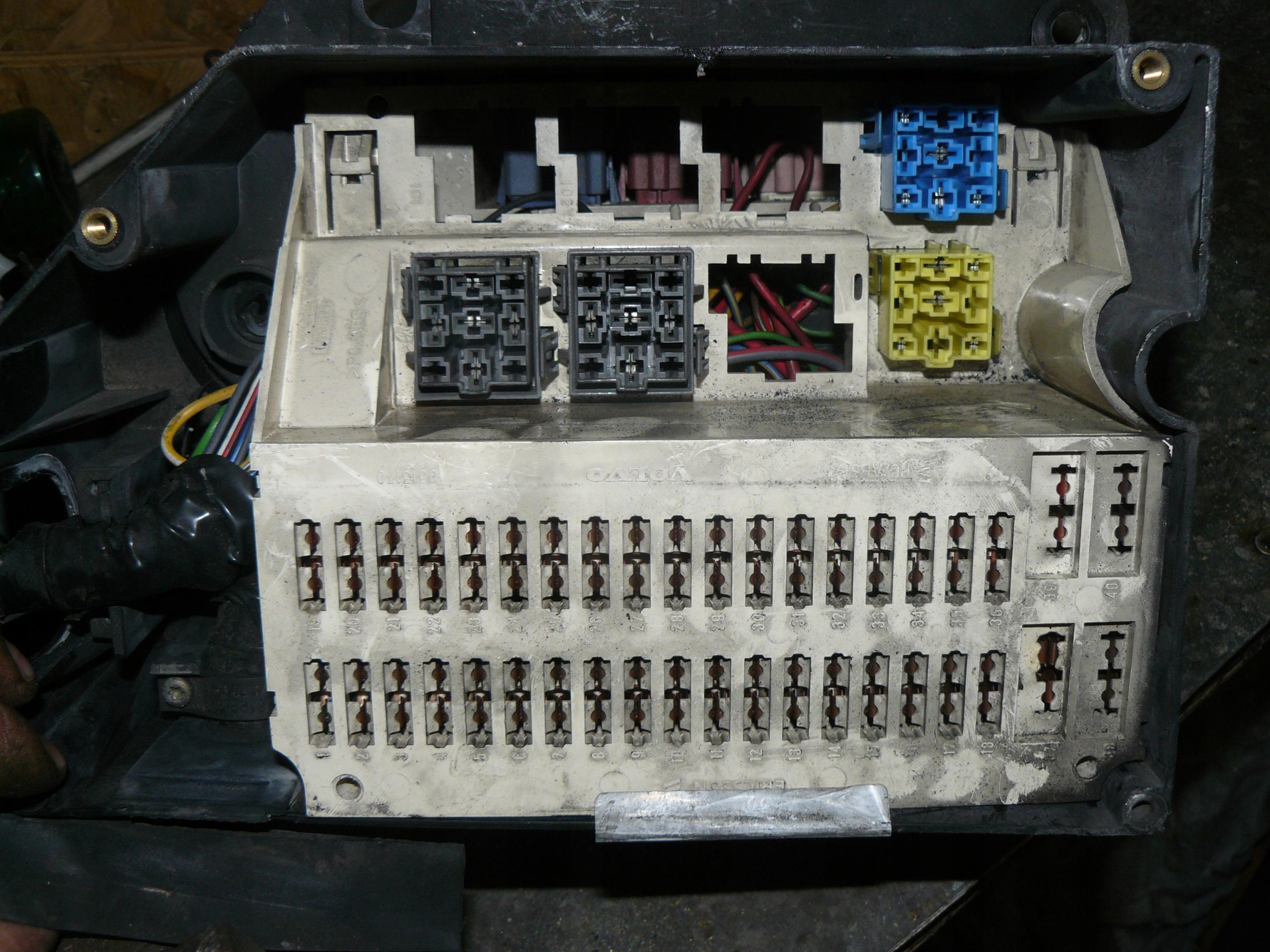 FUSE BOX VOLVO 850 S70 V70 | XDALYS.LT | Volvo 850 Fuse Box |  | xDalys