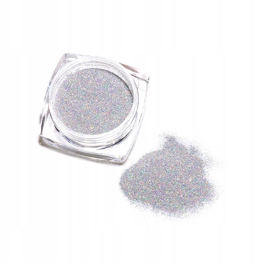 Купить Пыльца голографическая ХОЛО EFFECT 01 - серебро на Otpravka - цены и фото - доставка из Польши и стран Европы в Украину.