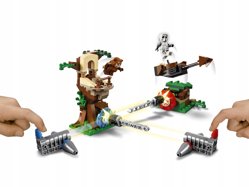 LEGO STAR WARS 75238 BITWA NA ENDORZE Bohater Star Wars