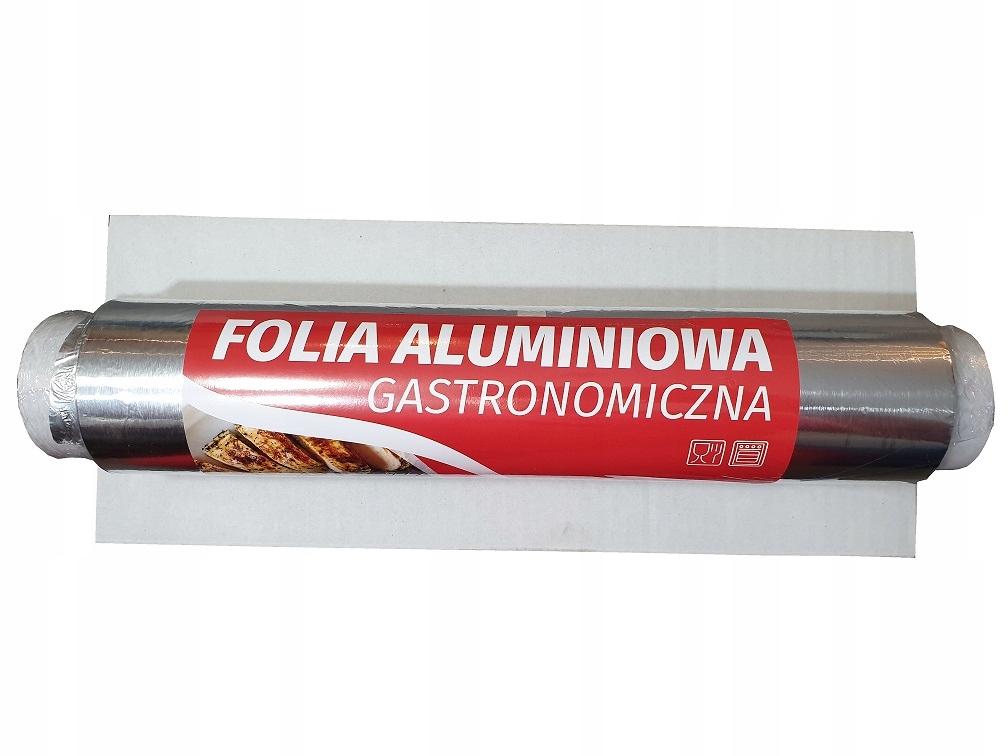 Фольга Алюминиевая Пищевая ширина/290мм Вес 1кг+-1%