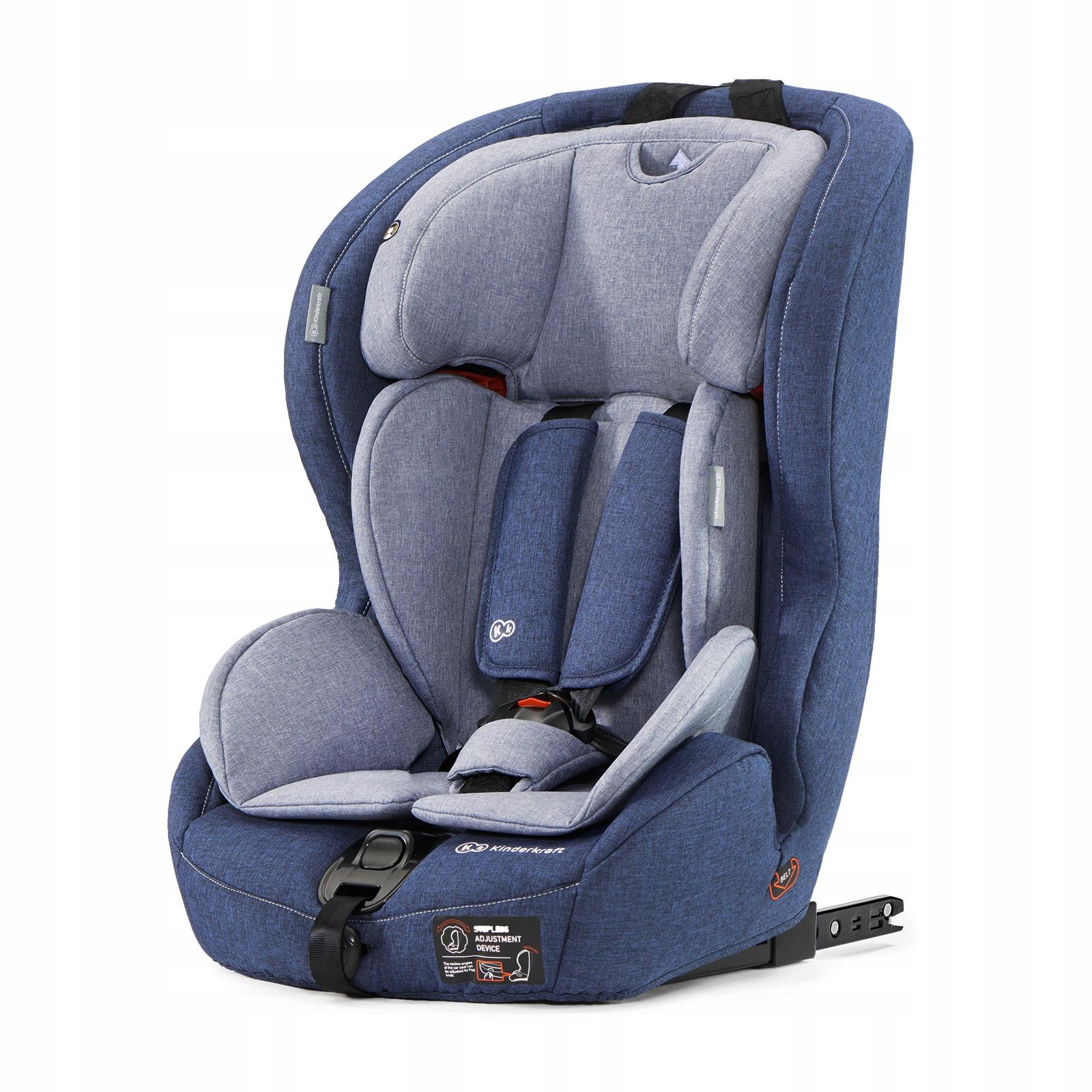 Fotelik Samochodowy 9 36 Kinderkraft Safety Isofix 7375855483 Allegro Pl
