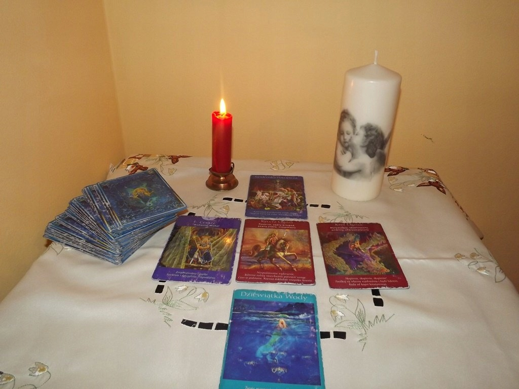 Item Reading the cards, Tarot of LOVE, WORK, FINANCES + free e-book