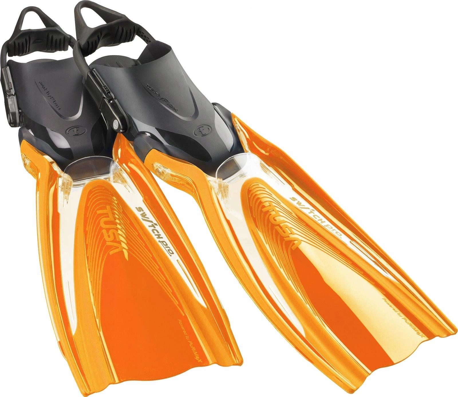 Tusa Switch, Oranžová, Veľkosť: L/XL