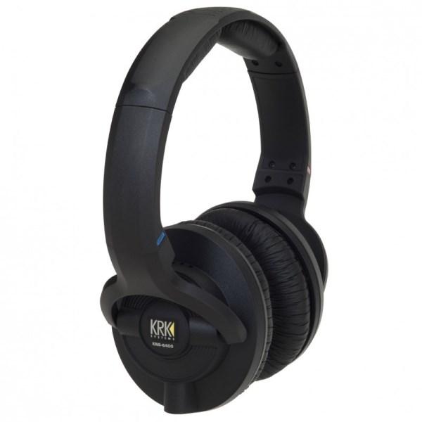 Item KRK KNS-6400 STUDIO HEADPHONES CLOSED