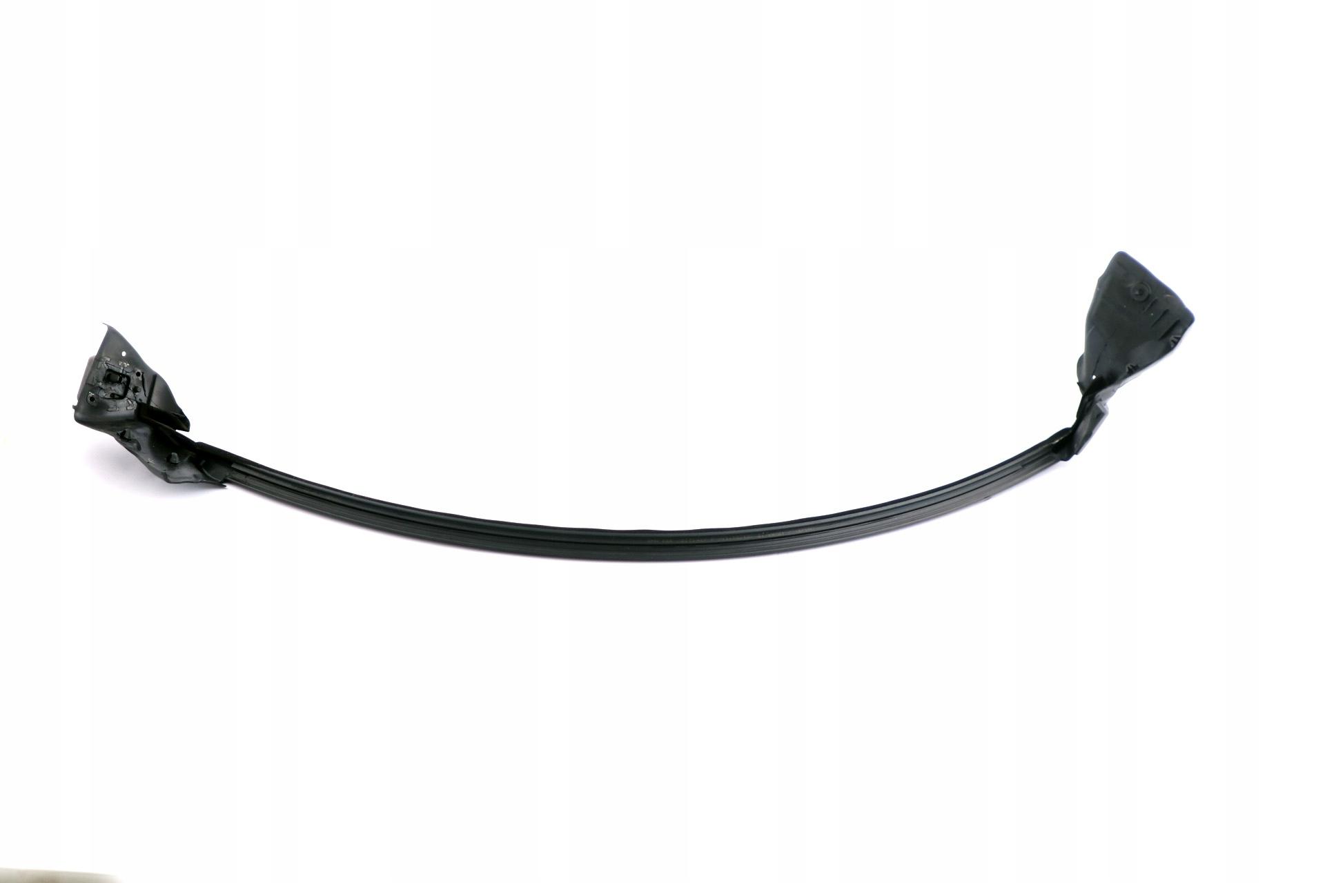 MINI R56 Прокладка рейка двери стекла левая