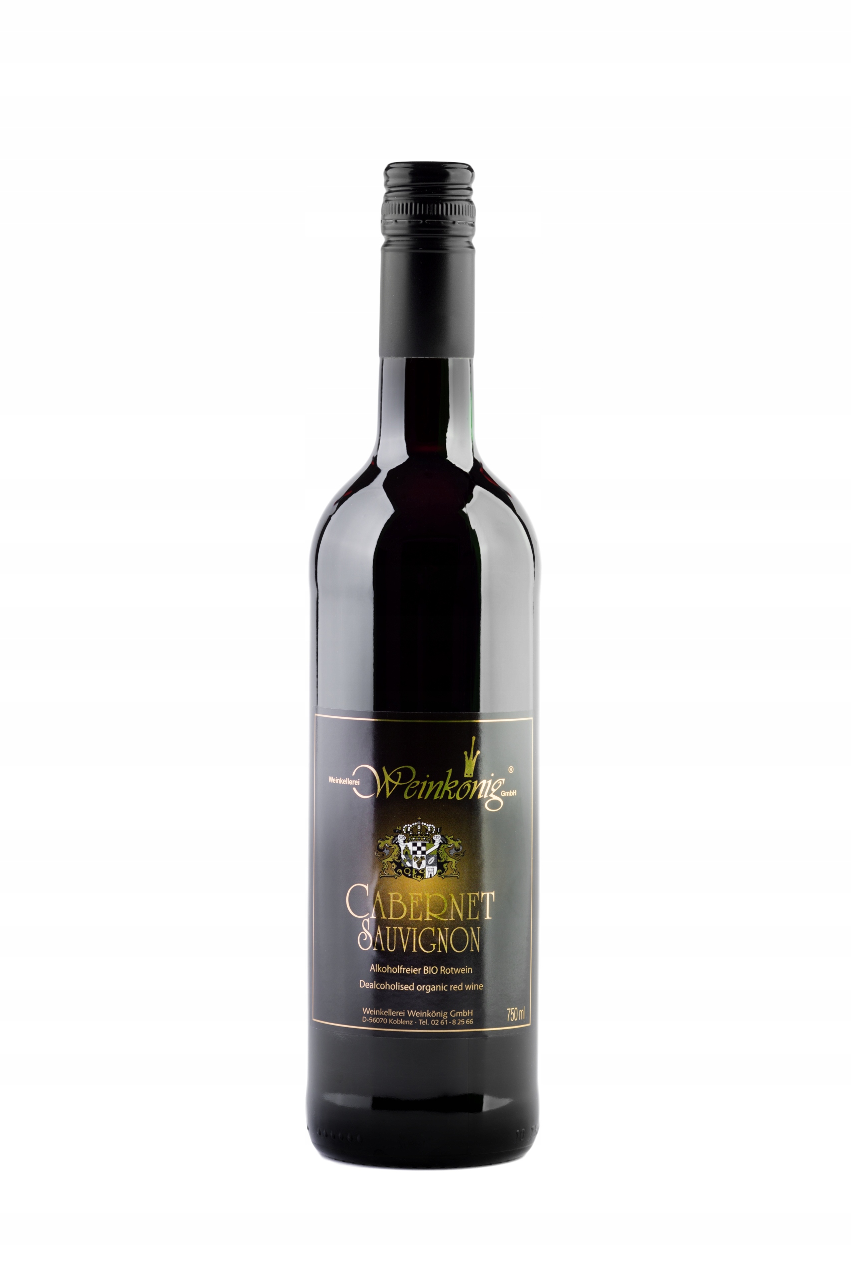 Cabernet Sauvignon BIO nealkoholické víno suché