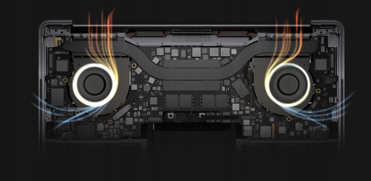 Apple MacBook Pro 16 i7 2.6 16GB 512 SSD 5300M 4GB Rozdzielczość (px) Inna