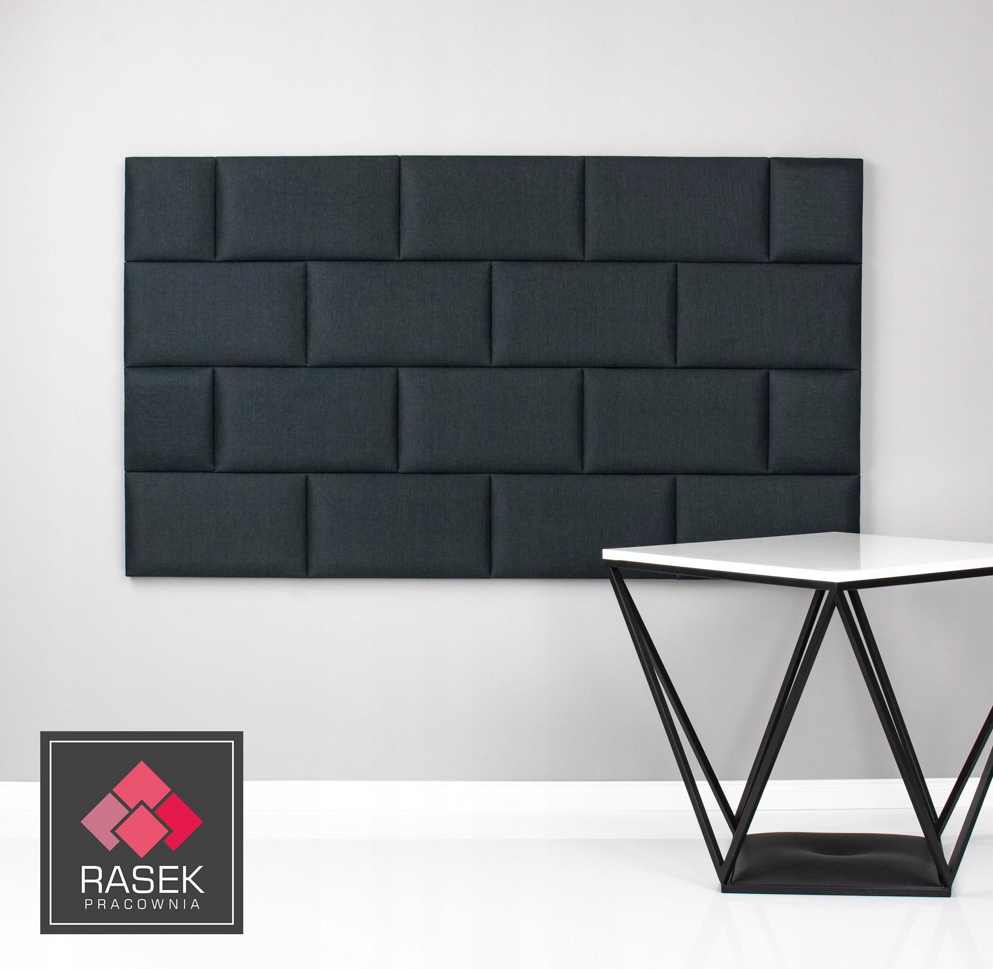 PANELE TAPICEROWANE CLASSIC - 60 x 30 Kształt wzoru prostokąty