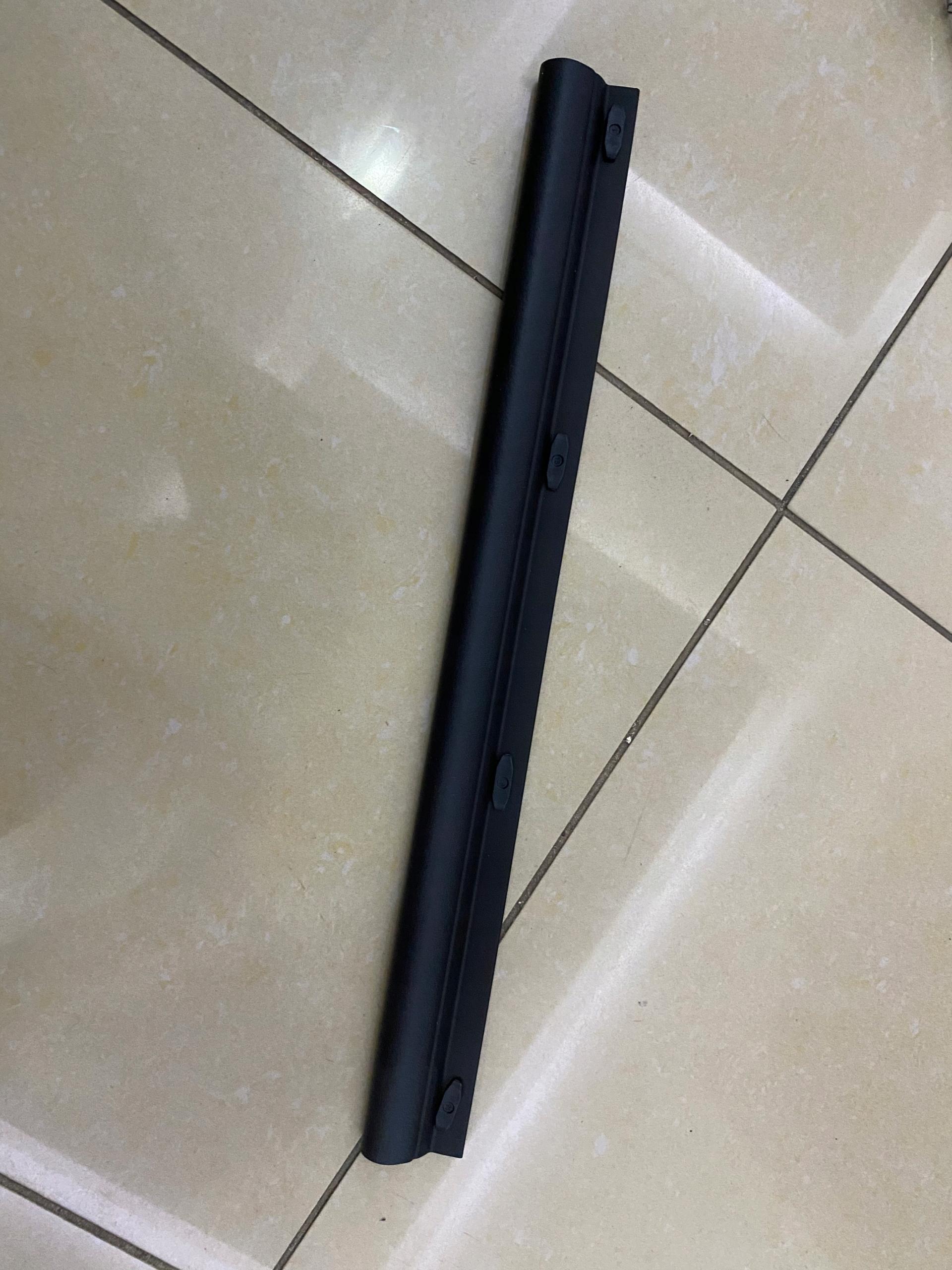 Прокладка капота ось, при освещении 3G8823709
