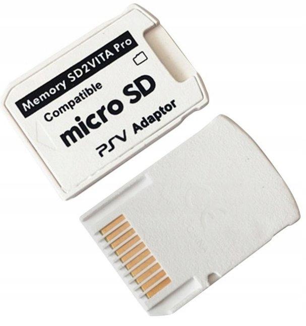 Купить АДАПТЕР PS VITA microSD SD2VITA Pro 5.0 FAT SLIM на Otpravka - цены и фото - доставка из Польши и стран Европы в Украину.