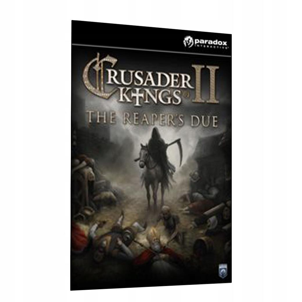 Купить Crusader Kings II 2 The Reapers Due КЛЮЧ STEAM на Otpravka - цены и фото - доставка из Польши и стран Европы в Украину.
